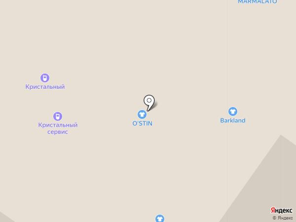 Ulov на карте Тюмени