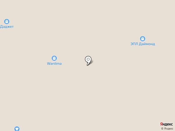 GARMIN на карте Тюмени
