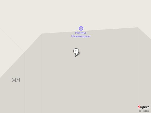 Бюрократ на карте Тюмени