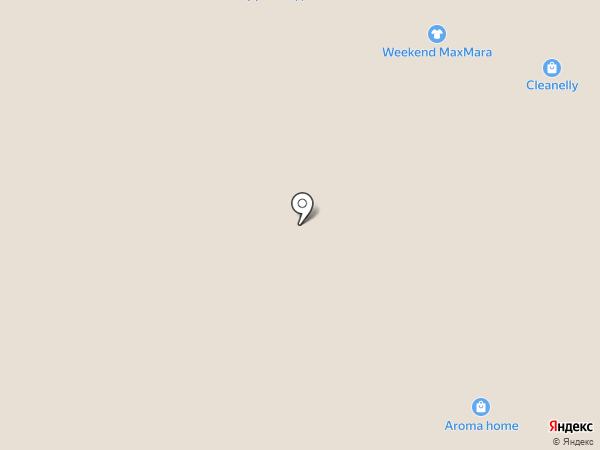 МАКЕЙ на карте Тюмени