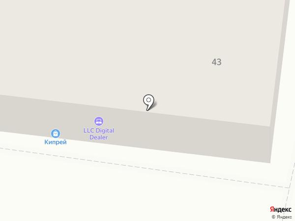 Строй Дом на карте Тюмени