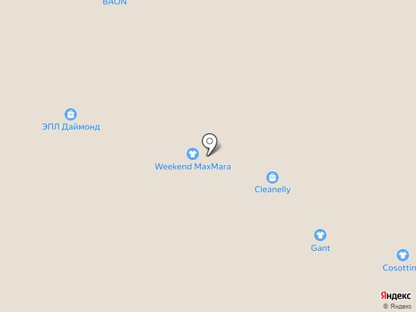 VANS на карте Тюмени