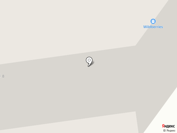 Адвокатский кабинет Вишневской М.В. на карте Тюмени