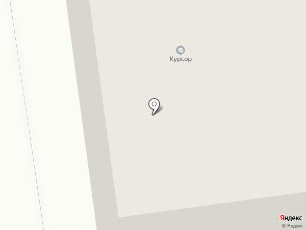Арт Деко на карте Тюмени