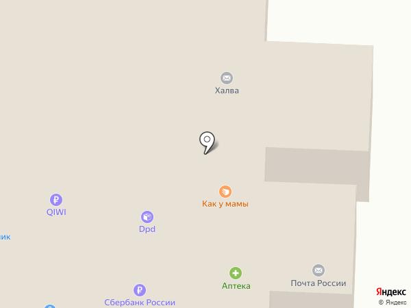 Комиссионный магазин №1 на карте Тюмени