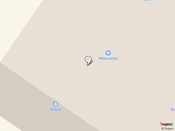 Банкомат, Сургутнефтегазбанк на карте Тюмени