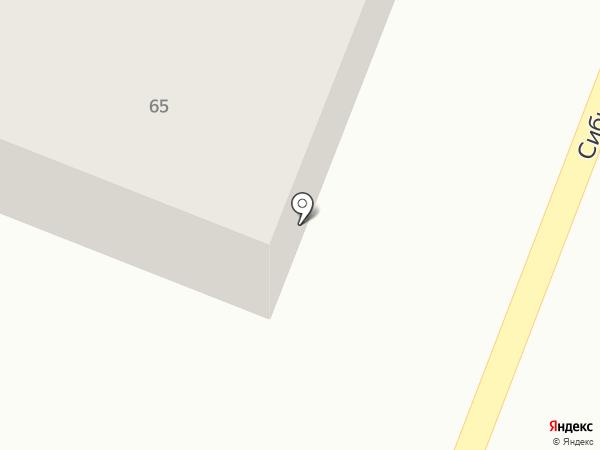 Ожогино на карте Патрушевой