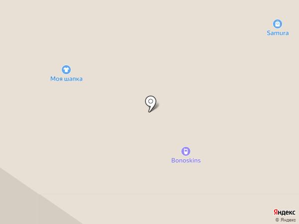 Bohemia на карте Тюмени