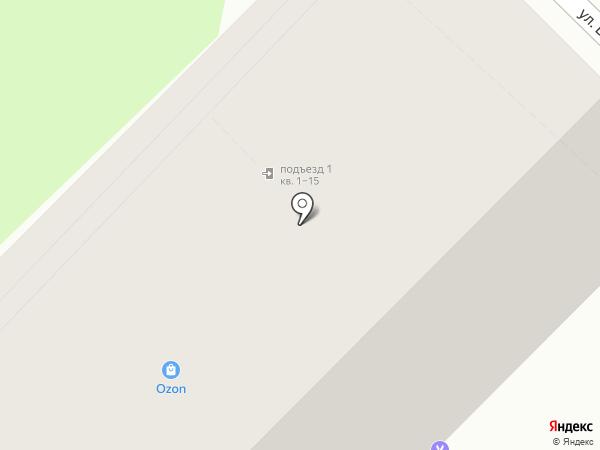 Nino на карте Тюмени