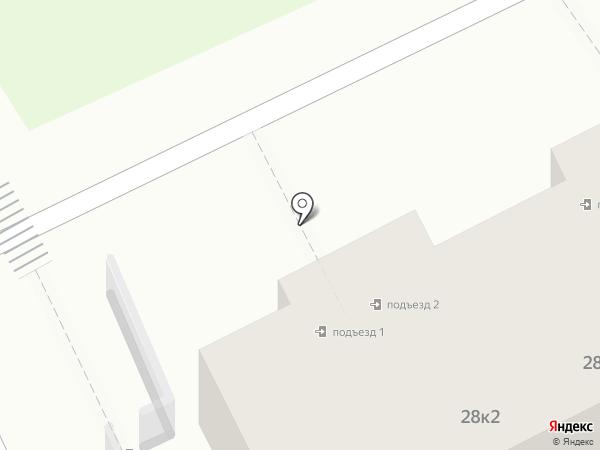 Ожогино на карте Ожогиной