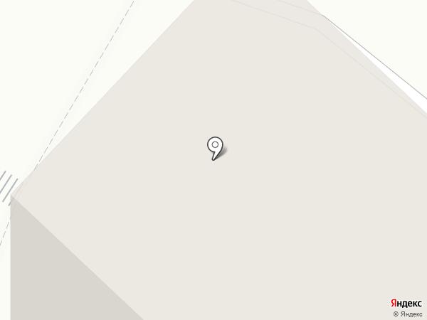 Фрау Марта на карте Тюмени