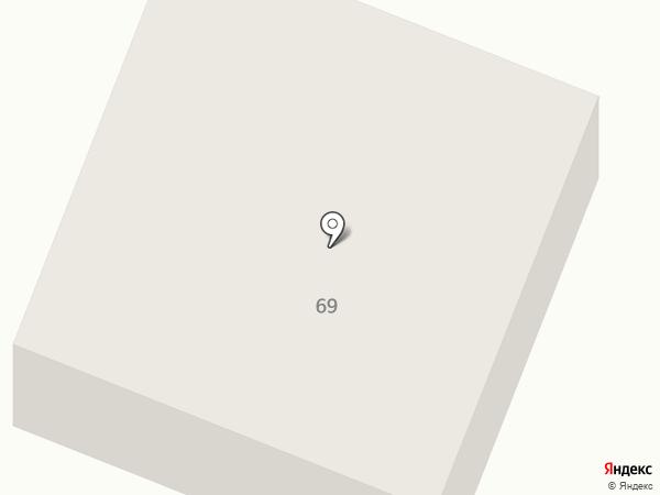 Конный двор на карте Патрушевой