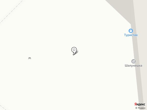 Лед Сосулькин на карте Тюмени