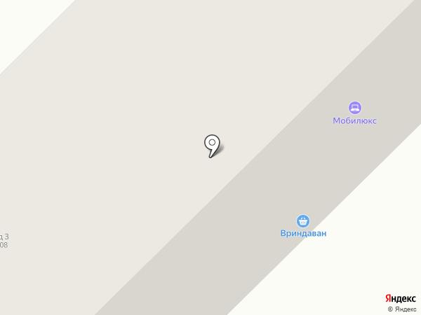 Vostorg на карте Тюмени