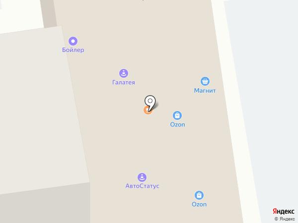 Ломбард Серебрянный сундучок на карте Тюмени