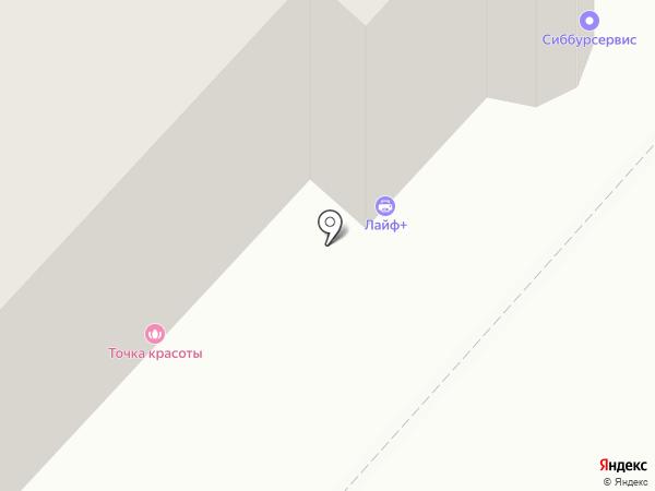 ВквестеTMN на карте Тюмени