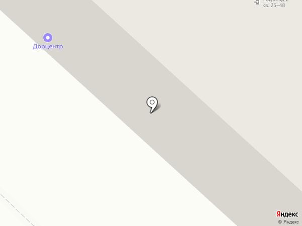 Лайм на карте Тюмени