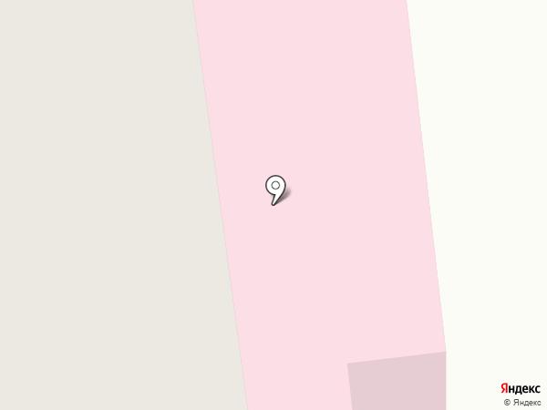 Югория-Мед на карте Тюмени