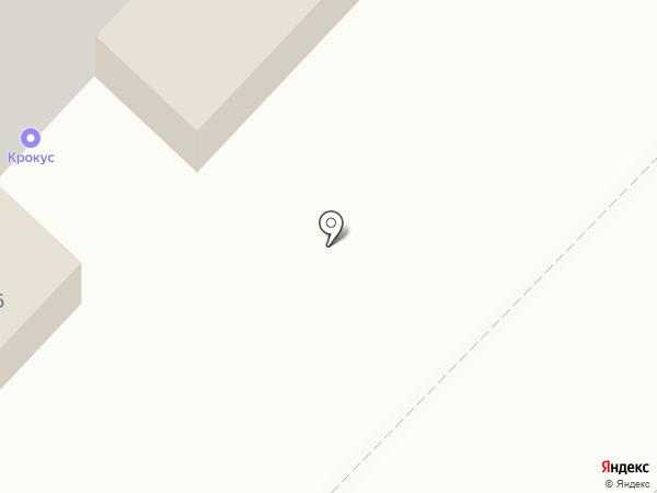 PARKETOFF & DOORS на карте Тюмени