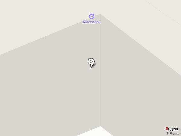 Глобал Групп на карте Тюмени