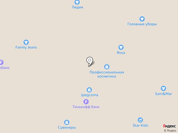 Совкомбанк на карте Тюмени