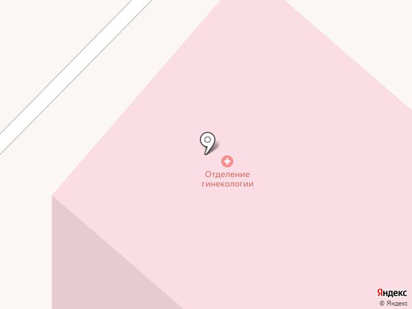 Перинатальный центр на карте Тюмени