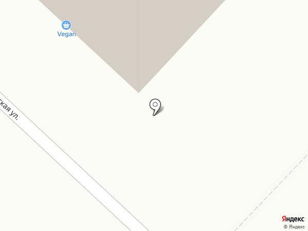 Мясная партия на карте Тюмени