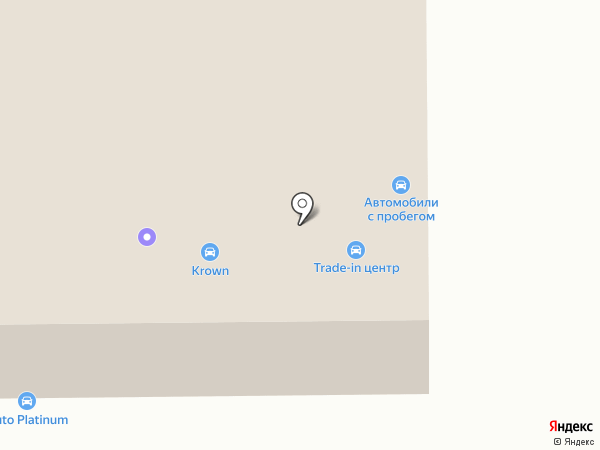 Тренд-Авто на карте Ожогиной