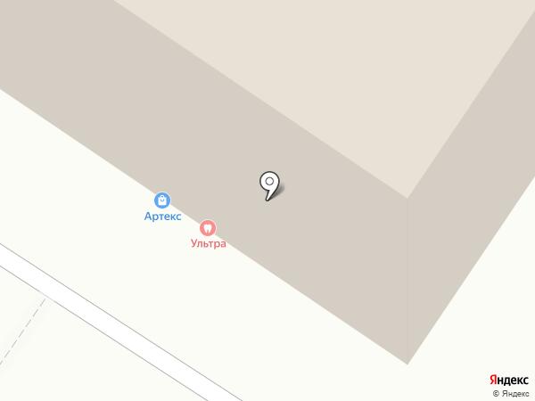 Трейзер на карте Тюмени
