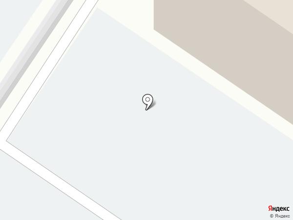 Автопартнер-Тюмень на карте Тюмени