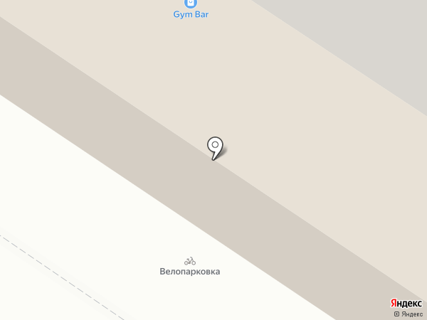 Антей на карте Тюмени