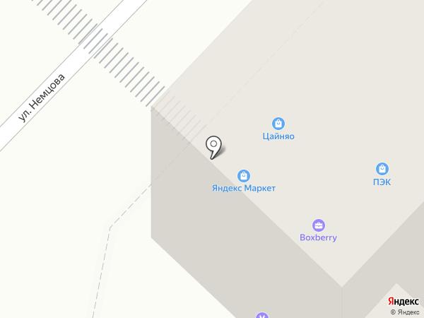 FOLG на карте Тюмени