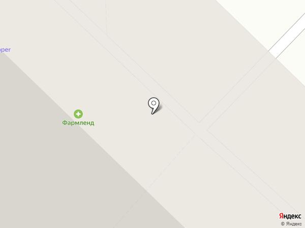 Продукты Ермолино на карте Тюмени