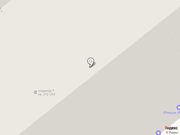 Наш Дом на карте Тюмени