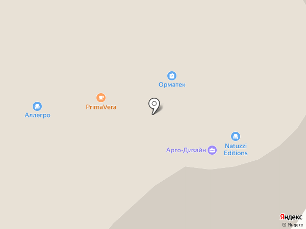ИнтерДизайн на карте Тюмени