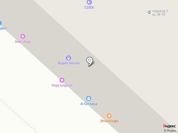 АртPazzl на карте Тюмени
