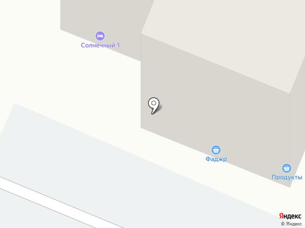 Магазин-кулинария на карте Тюмени