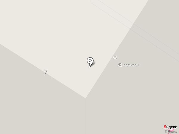МФЦ Недвижимости на карте Тюмени