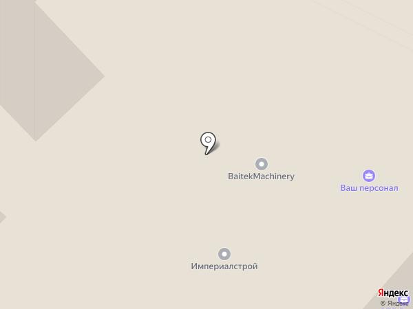 СКБ Контур, ЗАО на карте Тюмени