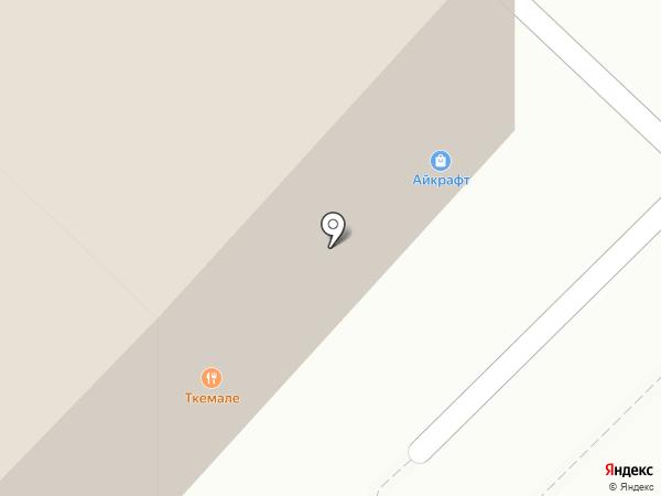 Моя пекарня на карте Тюмени