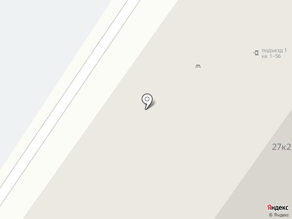 КЦ Фатум на карте Тюмени