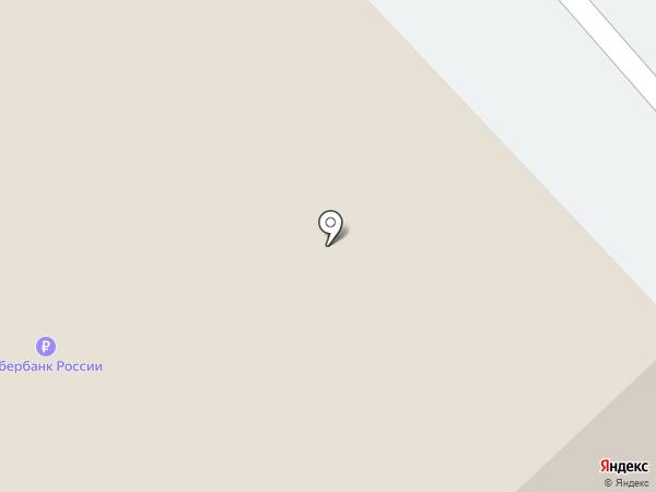 СиЭйч на карте Тюмени