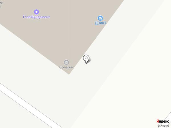 Эксперт-Лизинг на карте Тюмени