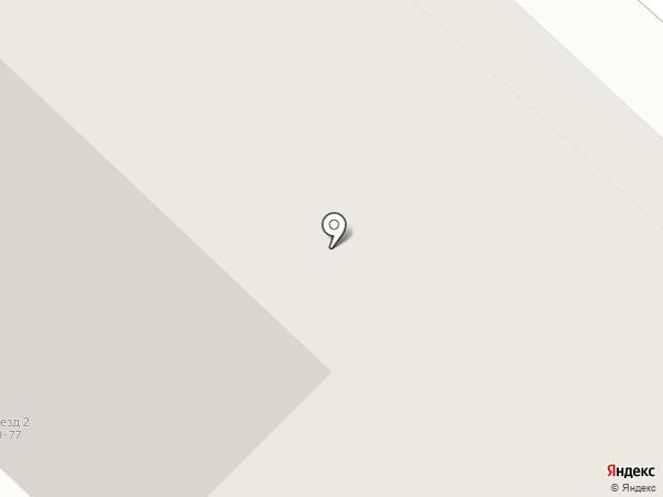 Гранд фабрик на карте Тюмени