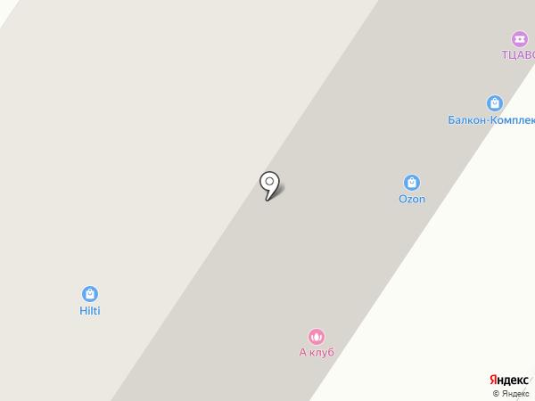 Снежанна на карте Тюмени
