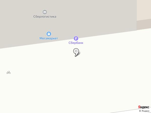 Первая линия на карте Тюмени