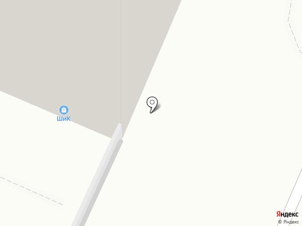 Bellissimo на карте Тюмени