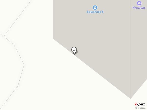 Пивоварня ЕрмолаевЪ на карте Тюмени