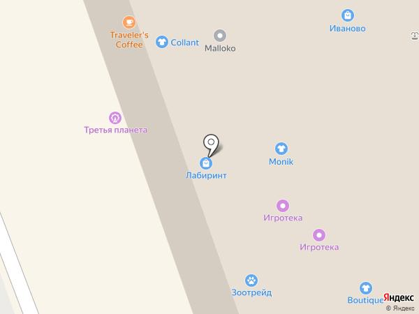 Мастерская по ремонту часов на карте Тюмени