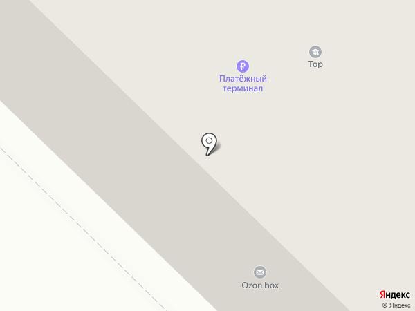 МИНГЕР на карте Тюмени